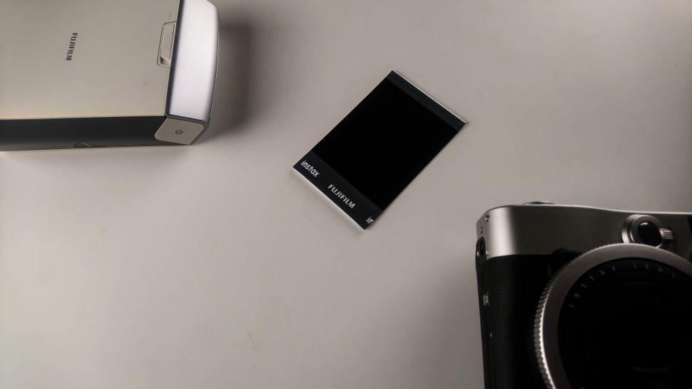 Lanzamiento Instax (Fujifilm) con pantalla LCD